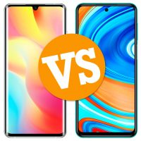Xiaomi Mi Note 10 Lite vs Redmi Note 9 Pro