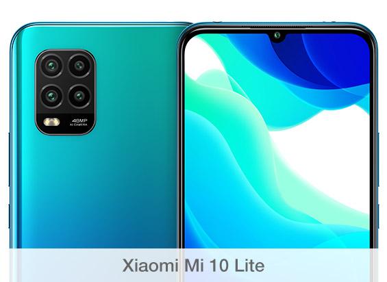 Comparativa de cámaras Xiaomi Mi 10 Lite