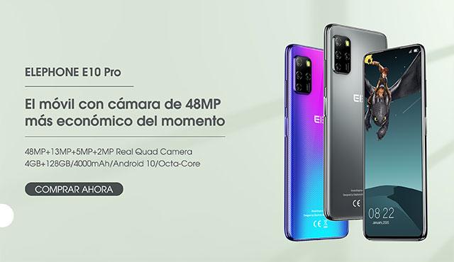 Elephone E10 Pro comprar en oferta barato