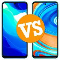 Xiaomi Mi 10 Lite vs Redmi Note 9 Pro