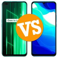 Realme X50 5G vs Xiaomi Mi 10 Lite