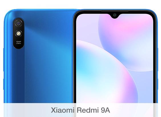 Comparativa de cámaras Xiaomi Redmi 9A