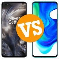 Comparativa OnePlus Nord vs Xiaomi Poco F2 Pro