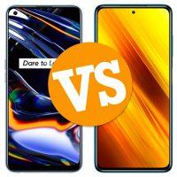 Comparativa Realme 7 Pro vs Poco X3 NFC