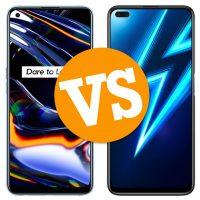 Comparativa Realme 7 Pro vs Realme 6 Pro