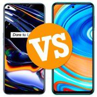 Comparativa Realme 7 Pro vs Redmi Note 9 Pro