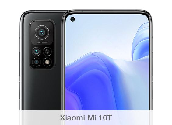 Comparativa de cámaras Xiaomi Mi 10T