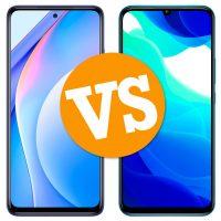 Comparativa Xiaomi Mi 10T Lite vs Xiaomi Mi 10 Lite
