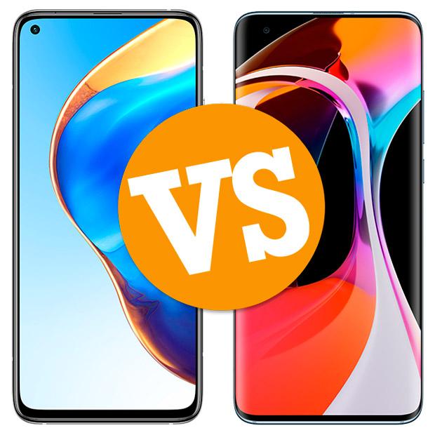 Comparativa Xiaomi Mi 10T Pro vs Mi 10