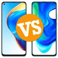 Comparativa Xiaomi Mi 10T Pro vs Poco F2 Pro