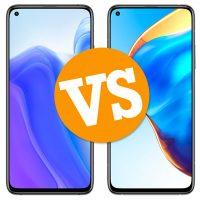 Comparativa Xiaomi Mi 10T vs Mi 10T Pro