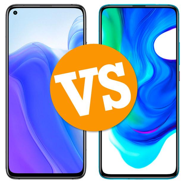 Comparativa Xiaomi Mi 10T vs Poco F2 Pro