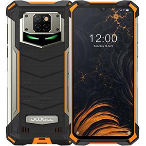 Mejores móviles todoterreno IP68 Doogee S88 Plus
