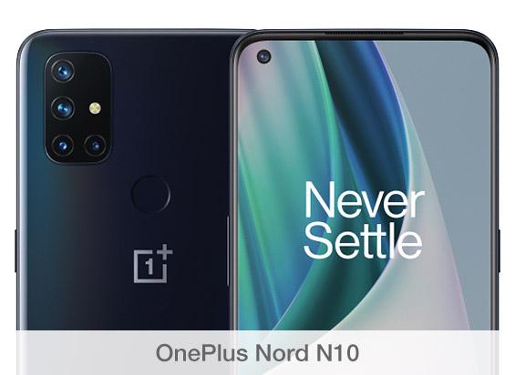 Comparativa de cámaras OnePlus Nord N10