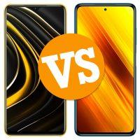 Comparativa Poco M3 vs Poco X3 NFC