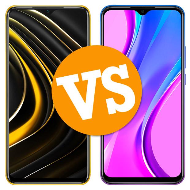 Comparativa Poco M3 vs Redmi 9