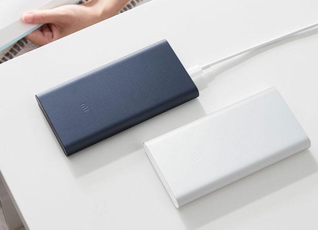 Power Bank Xiaomi 3 de 10.000 mAh