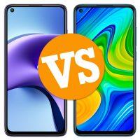 Redmi Note 9T vs Redmi Note 9