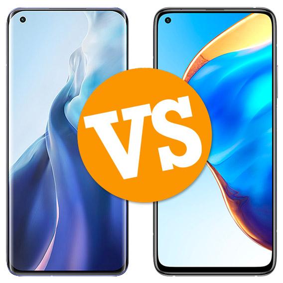 Comparativa Xiaomi Mi 11 vs Mi 10T Pro