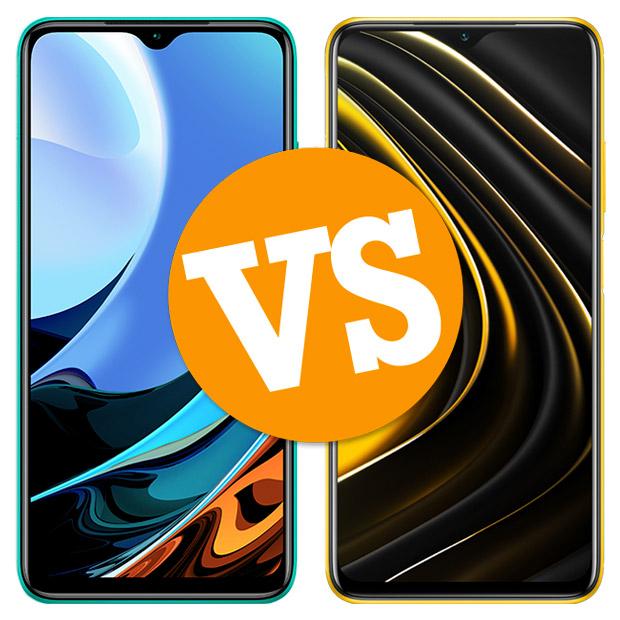 Comparativa Redmi 9T vs Poco M3