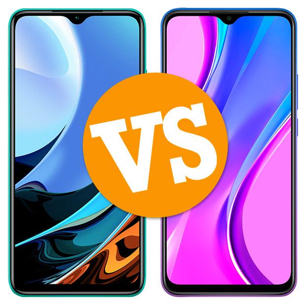 Comparativa Redmi 9T vs Redmi 9