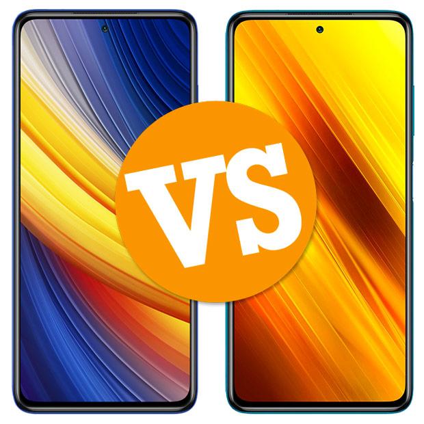 Comparativa POCO X3 PRO vs POCO X3 NFC