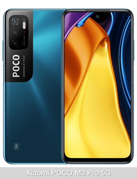 Comparativa POCO M3 Pro 5G o Redmi Note 10 5G