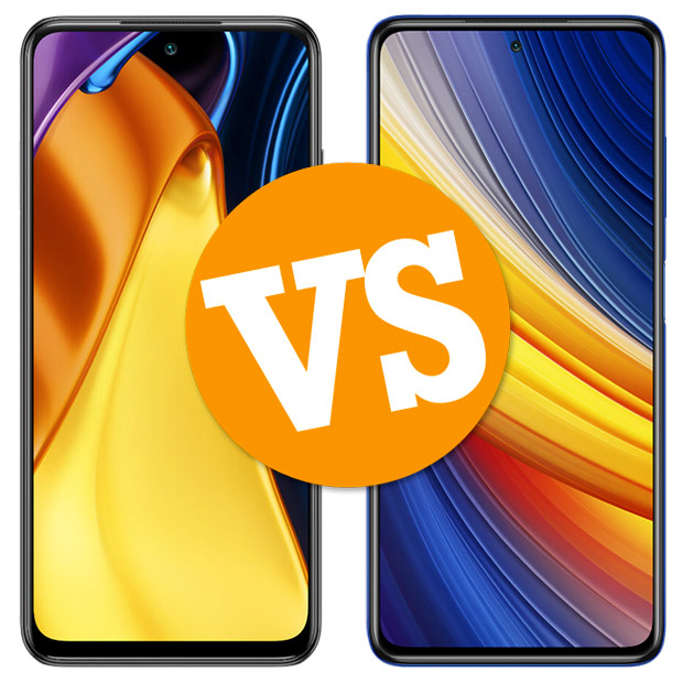Comparativa POCO M3 Pro 5G vs POCO X3 Pro
