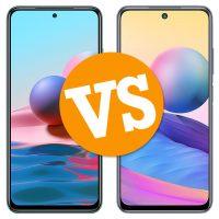 Comparativa Redmi Note 10 vs Redimi Note 10 5G
