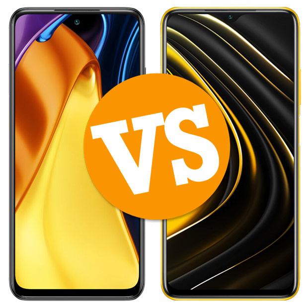 Comparativa POCO M3 Pro 5G vs POCO M3