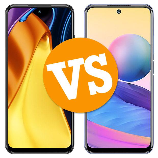 Comparativa POCO M3 Pro 5G vs Redmi Note 10 5G